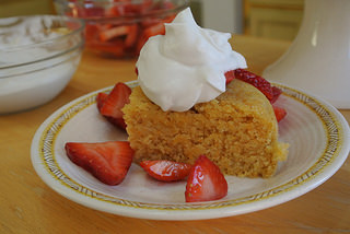 sweet cornmeal cake with macerated strawberries and whipped coconut cream teaser.jpg