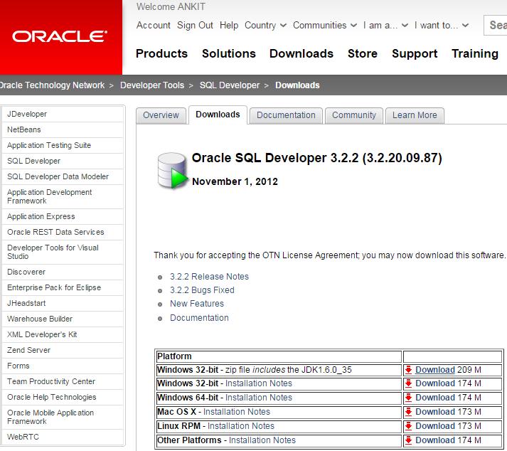 JavaMadeSoEasy com (JMSE): Oracle 11g and SQL Developer installation
