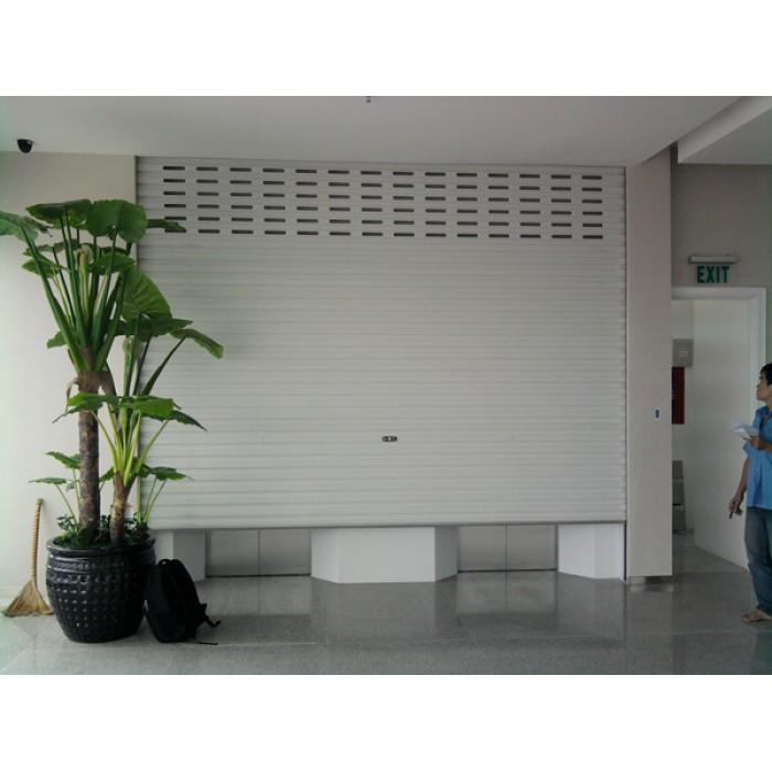 Cửa cuốn Đài Loan có tính thẩm mỹ cao cho kiến trúc ngôi nhà