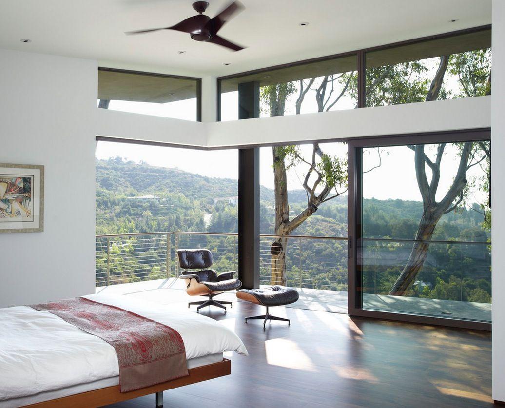 Natural Light for Romantic Bedroom