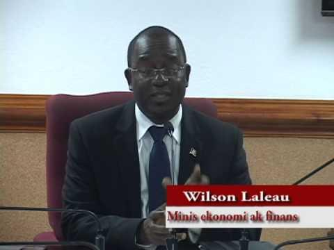"COMMISSIONER OF GOVERNMENT SAYS NO ARREST WARRANT FOR WILSON LALEAU- LEGER SAYS LALEAU ""IS AN HONEST MAN"""