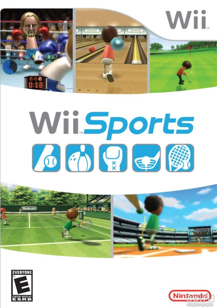 Image result for wii games wii sports