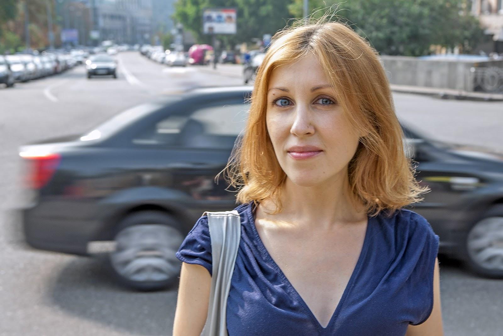 ЖЕРТВА ГАЗЕЛИ: Три месяца назад в машину, в которой ехала Наталия Пасичник, врезалась Газель. Водителя-нарушителя не нашли до сих пор