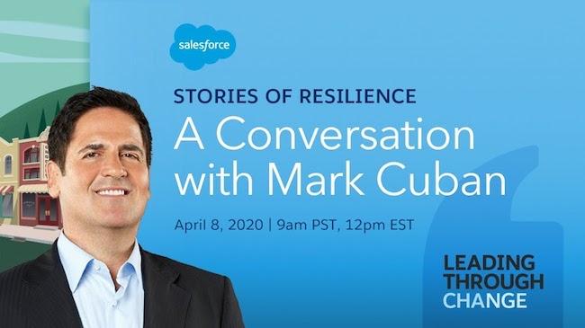 Conversation With Mark Cuban