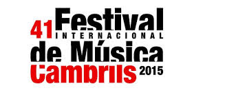 Logo Festival Internacional de Cambrills