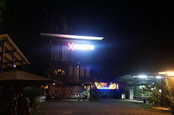 A picture containing outdoor, nightDescription automatically generated