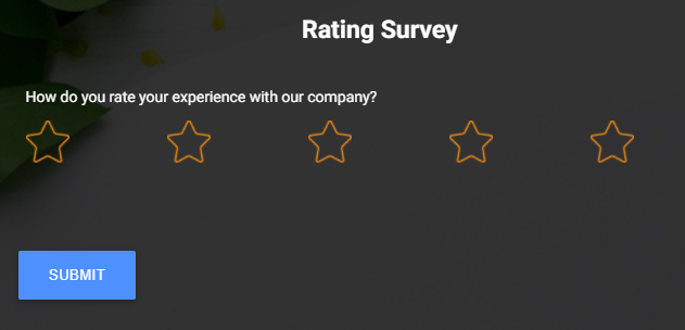 Capture Customer Feedback With Surveys
