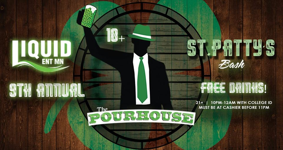 Minneapolis-The-Pourhouse-Party-St.-Patty's-Bas