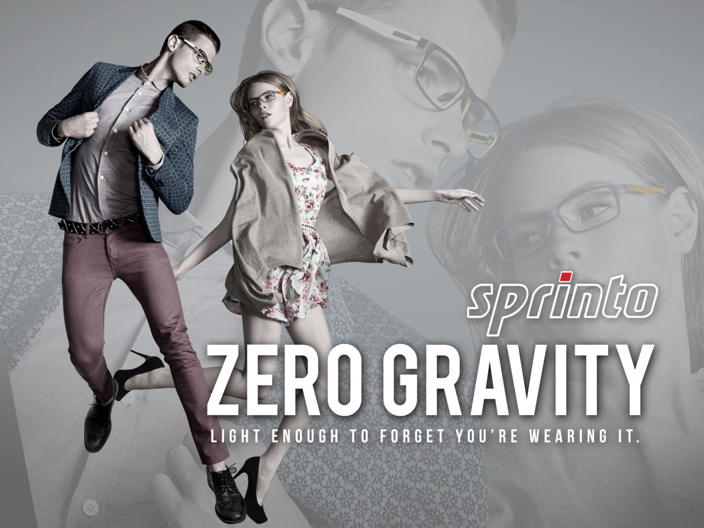 Zero Gravity: Sprintos Ultra-Light Eyewear ~ Viva Manilena