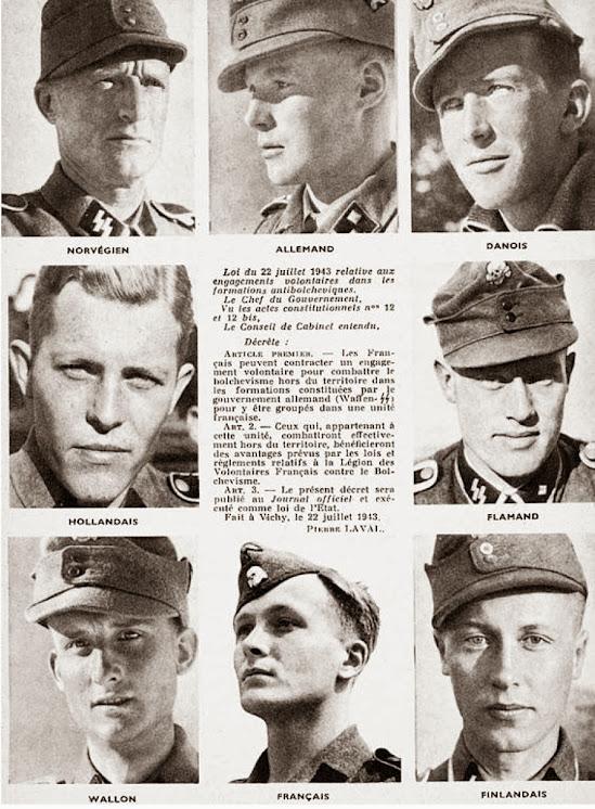 Иностранные добровольцы СС