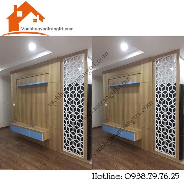 Vách ngăn phòng khách và phòng ngủ - món đồ trang trí lý tưởng