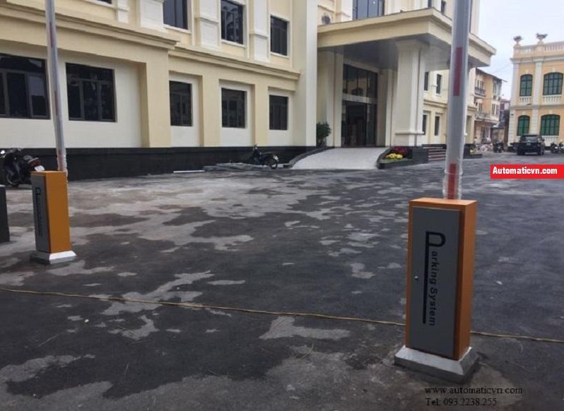 Thanh chắn barie tự động, cung cấp barie tự động tại Hà Nội