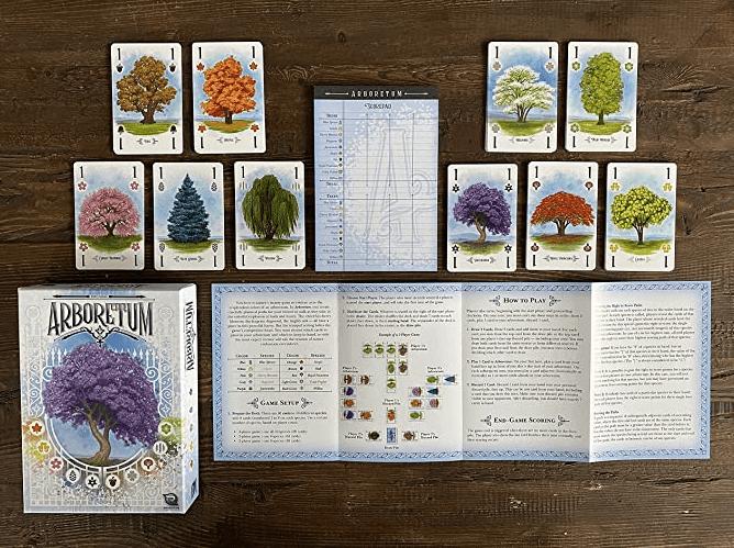 arboretum game play area