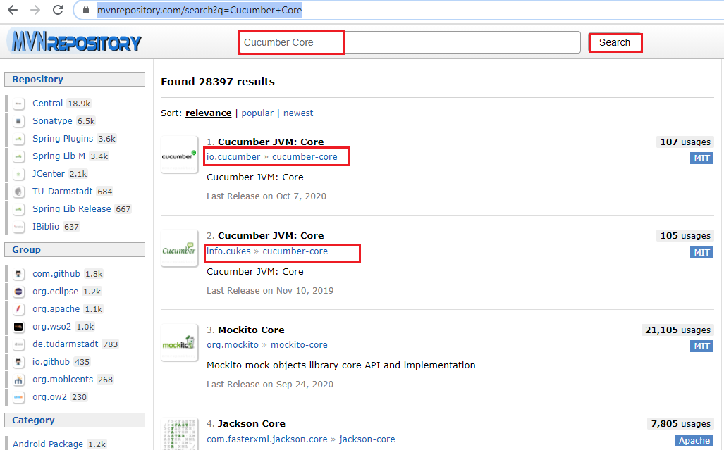 Selenium with Cucumber (BDD Framework)