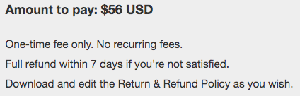 Return and Refund Pricing