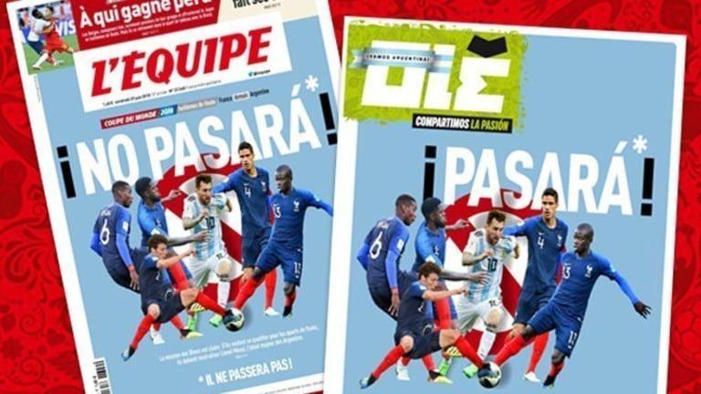 C:\Users\Carla\Desktop\Copa do Mundo 2018 - RUSSIA\França\França x Argentina\Capa dos jornais  Foto Getty Images Fifa.jpg