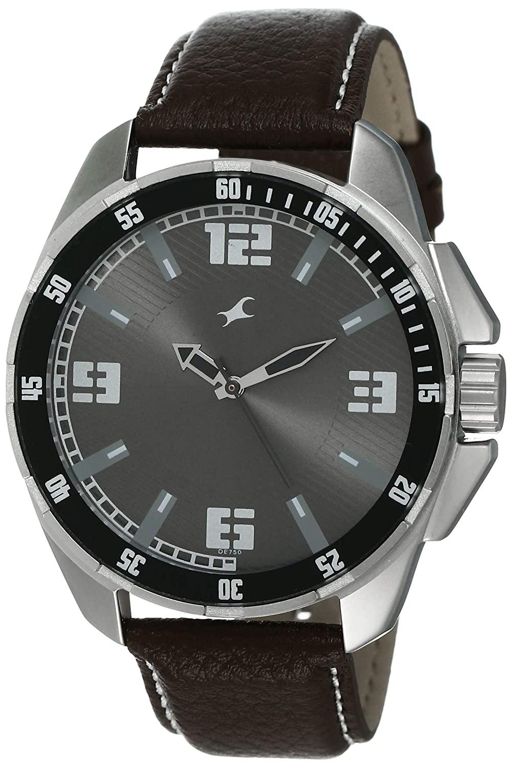 Fastrack NL3084SL02 Analog Fastrack Watch For Men
