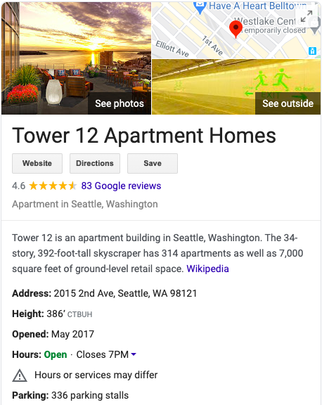 7 Quick Ways to Boost Apartment Local SEO| REPLI | Google My Business Listing