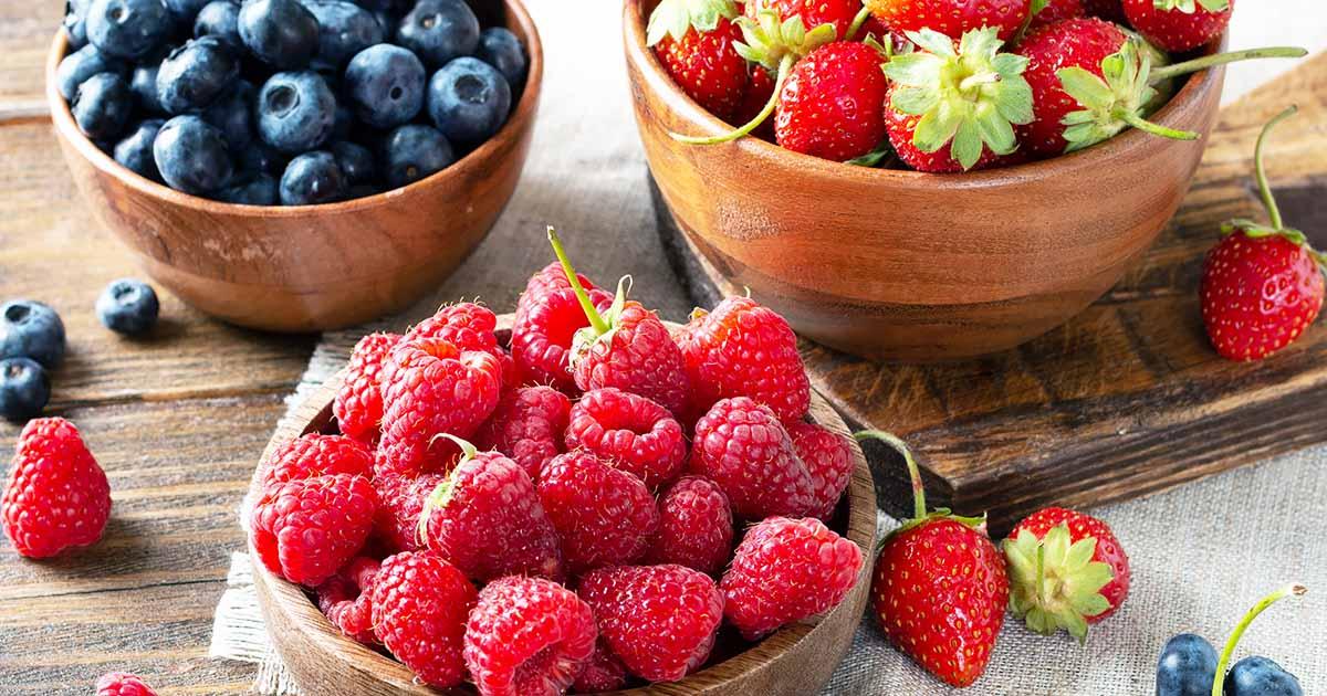 Quả mọng (Berries)