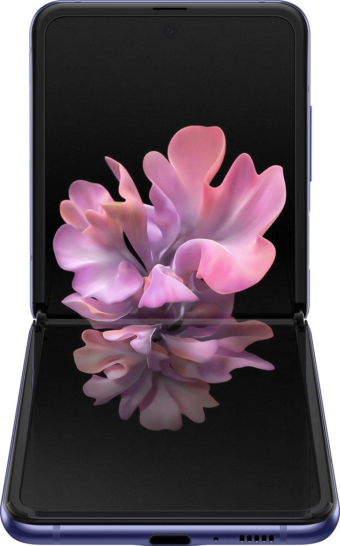 Купить смартфон Samsung Galaxy Z Flip Purple