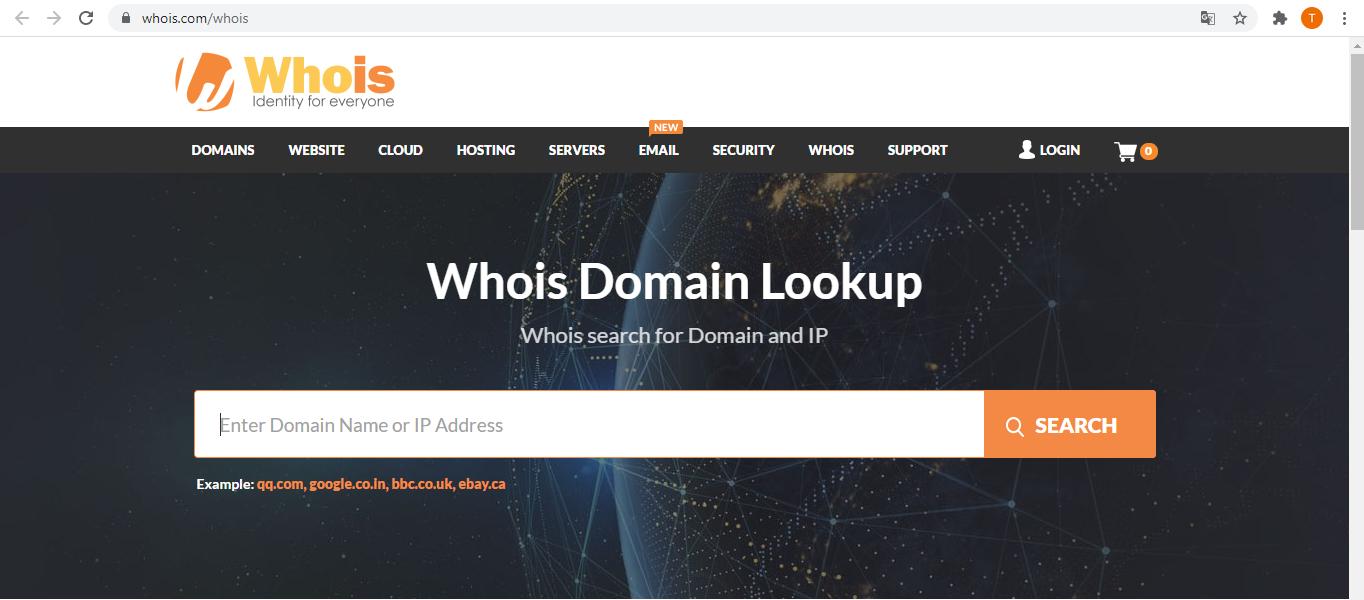 Site Whois.com