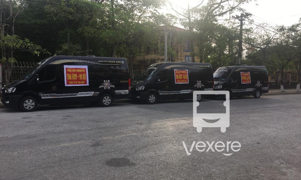 Xe Tuấn Anh Limousine – Giá vé, số điện thoại, lịch trình | VeXeRe.com