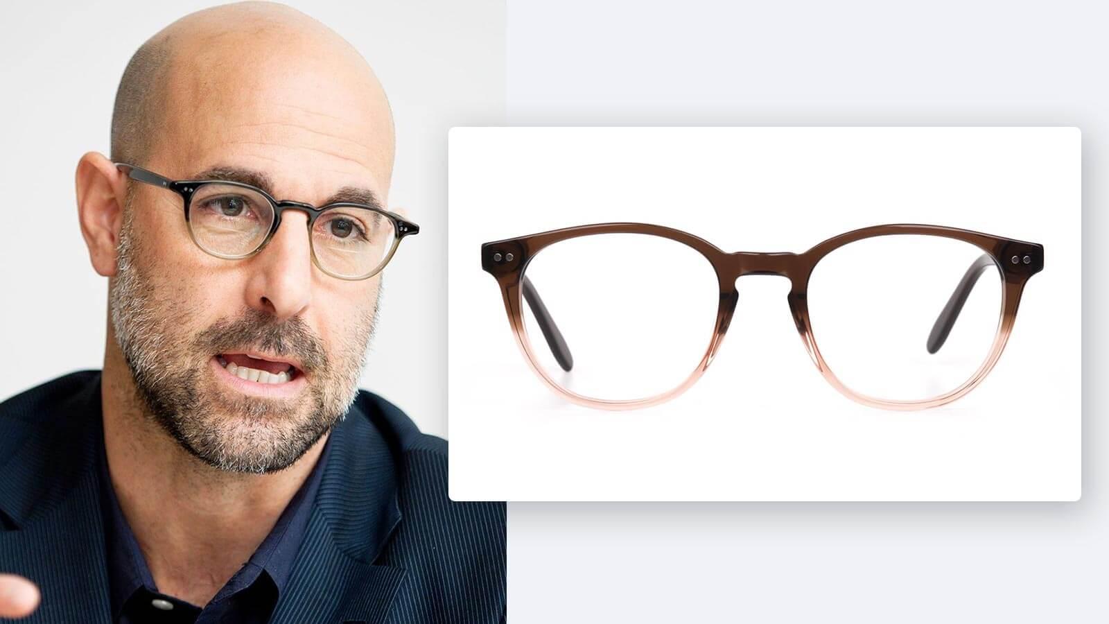 Stanley Tucci Glasses