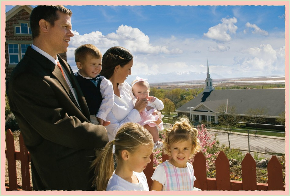 mormon family worship