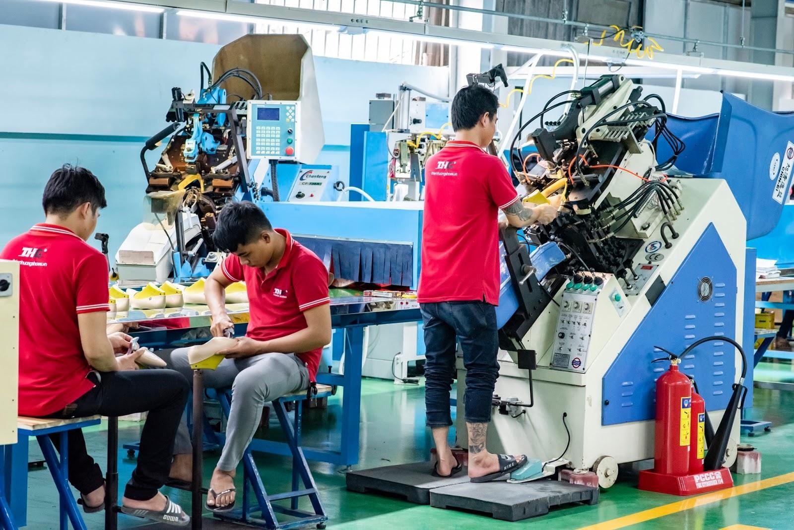 Thiên Hương - Dây chuyền sản xuất hiện đại, khép kín, luôn đổi mới