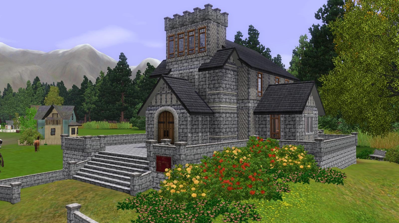 Los Sims 3: recopilación de descargas Edad Media