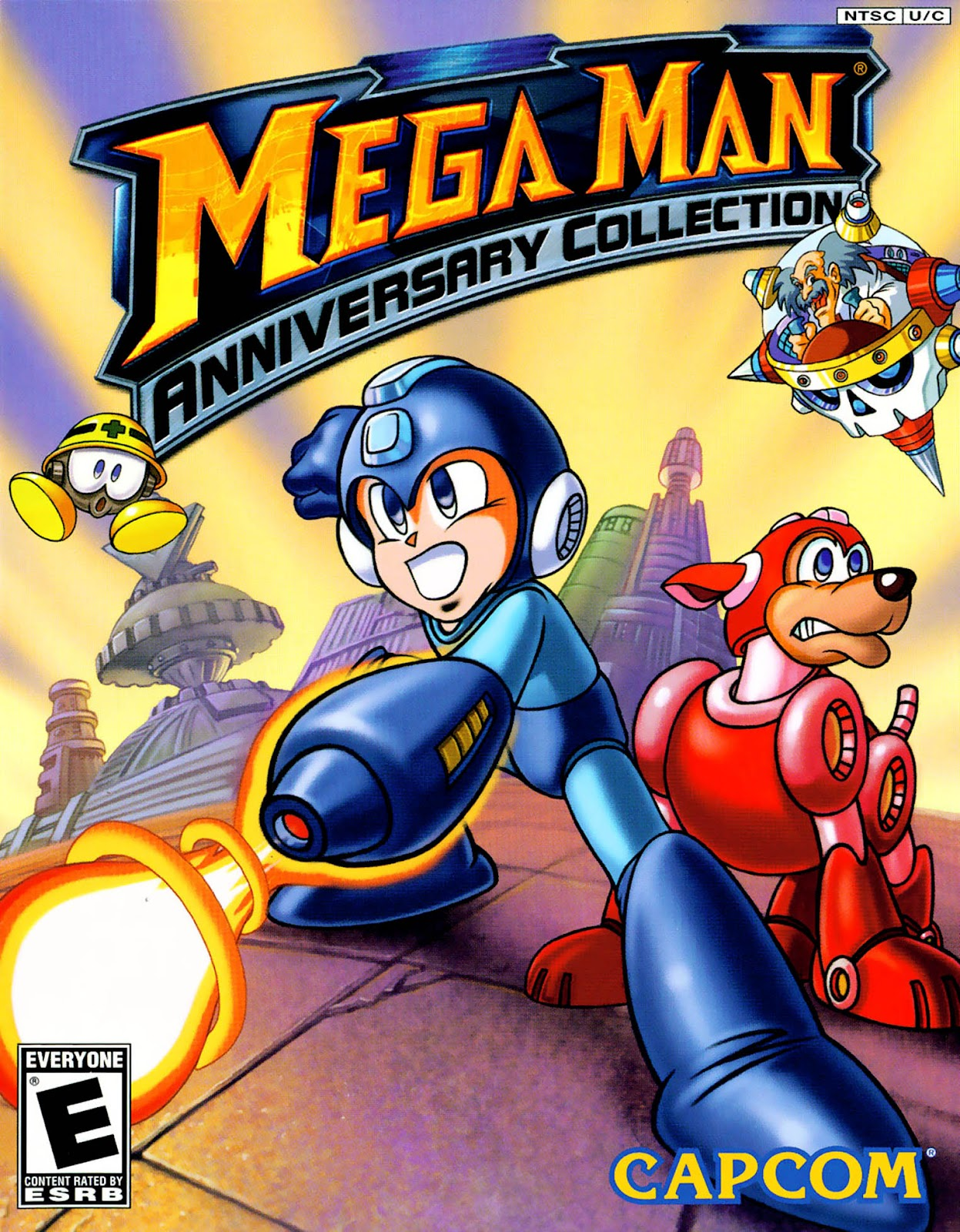 Image result for mega man legacy collection ps2
