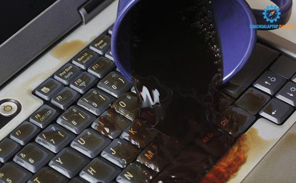 sửa laptop bị vô nước