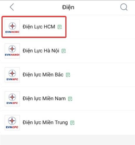 Hướng dẫn thanh toán hoá đơn trên Airpay