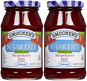 strawberry preserves nutrition facts