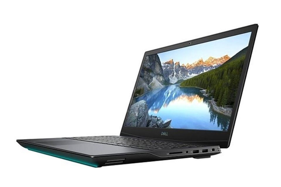 Càng về sau Dell càng chăm chút về ngoại hình cho các dòng laptop gaming