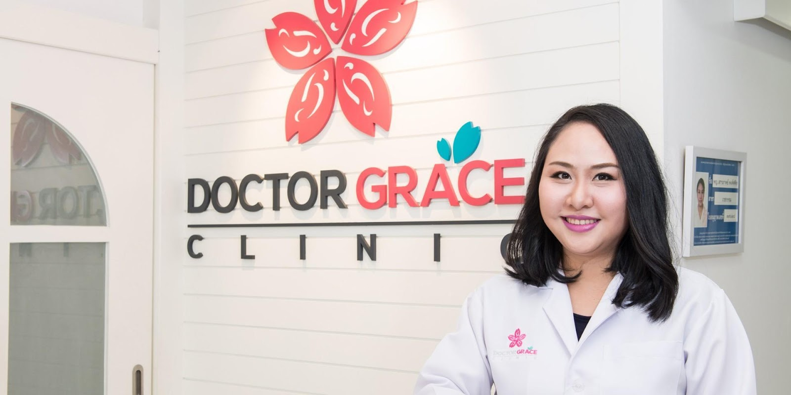 Doctor Grace Clinic คลินิกปรับรูปหน้าอันดับ1 ที่พริตตี้ให้ความไว้ ...