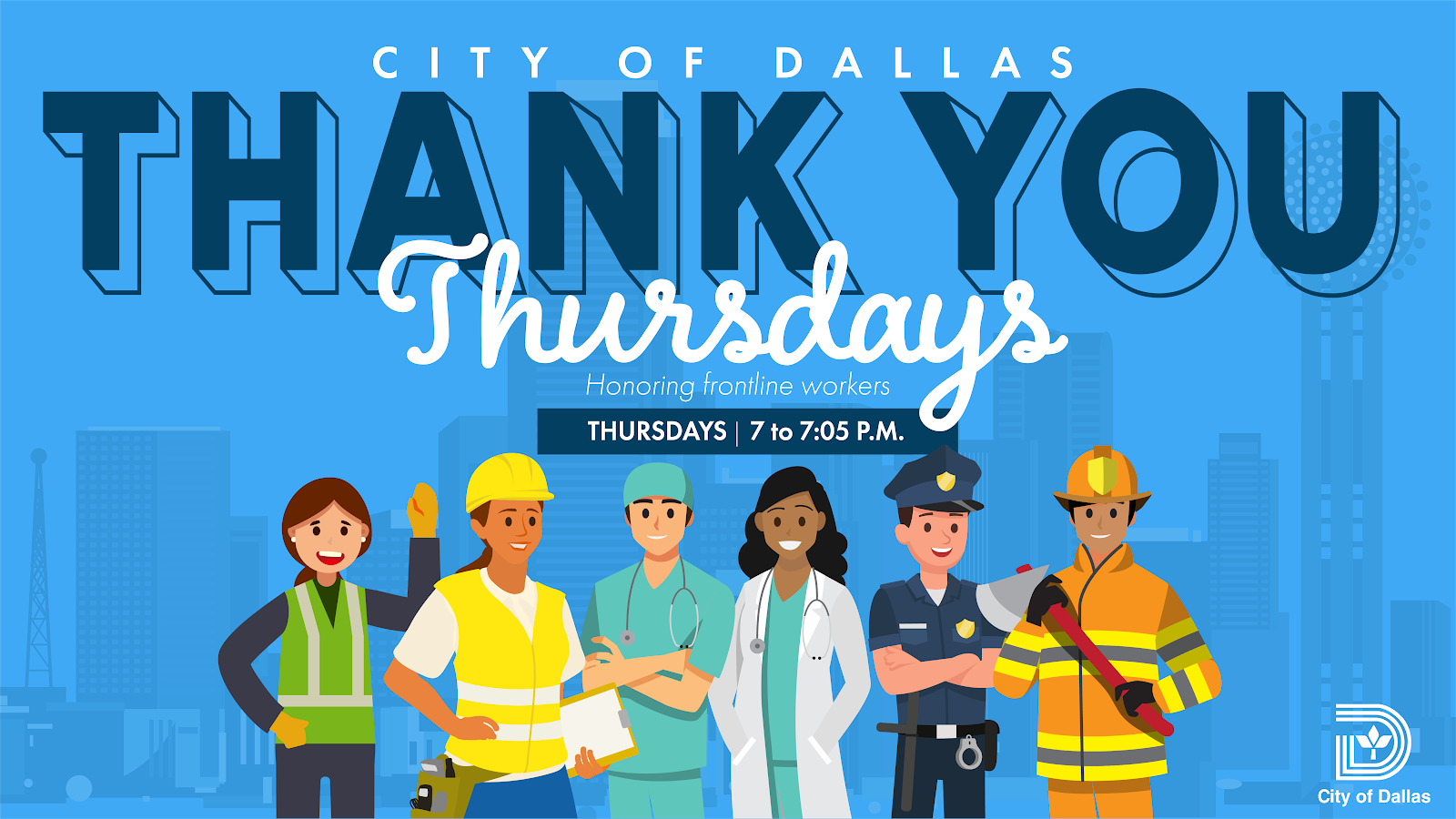 City of Dallas COVID-19 Update: April 30 2