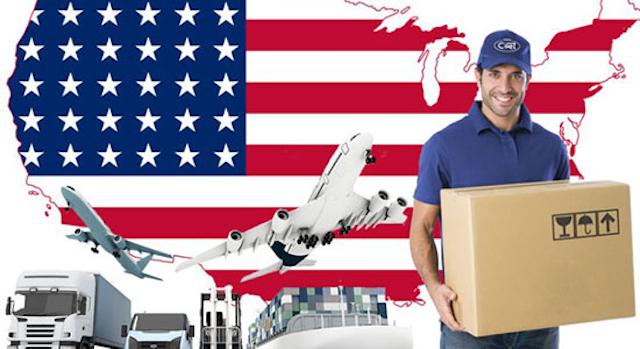 Dịch vụ Gửi hàng đi Mỹ qua Bưu Điện có thời gian gửi hàng lâu