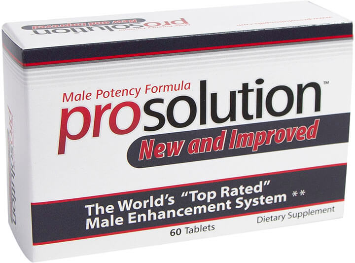 Why Do Men Trust Prosolution Pills?