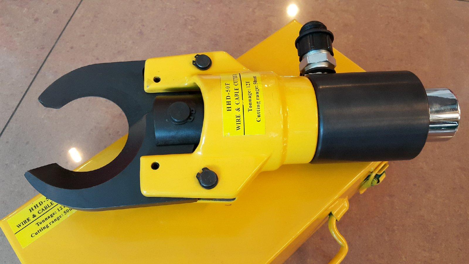 Kìm cắt sắt có tích hợp máy bơm thủy lực TLP