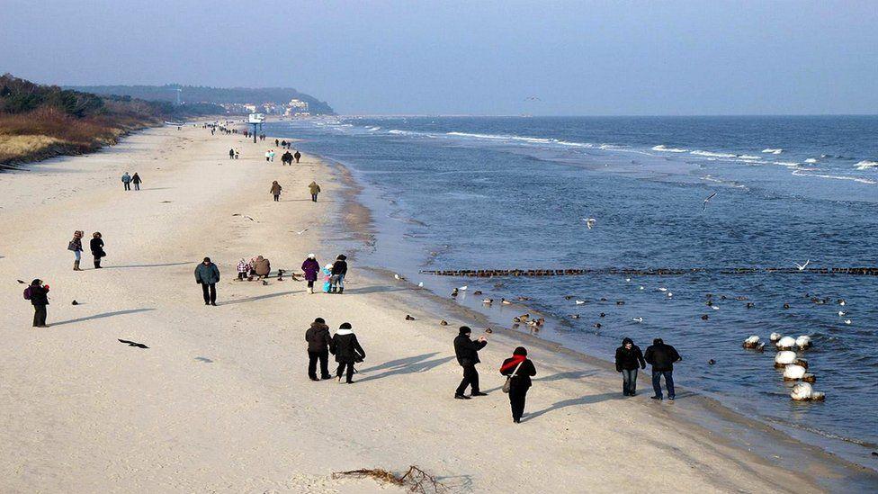 Пляжи Узедома
