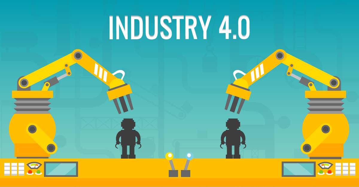 Why is Industry 4.0 the Future of Productivity and Growth in Manufacturing?