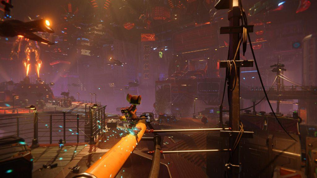 """รีวิวเกม """"Ratchet And Clank: Rift Apart"""" บนเครื่อง PlayStation 5 ที่ได้รับคำชมและกำลังมาแรงเป็นอย่างมากในตอนนี้ ! 09"""