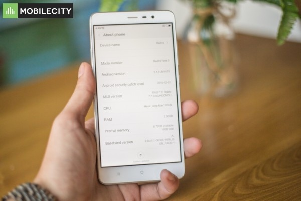 Có nhiều dấu hiệu khác nhau cho thấy bạn cần thay màn hình Xiaomi Redmi Note 3 Pro