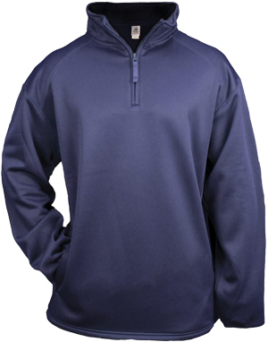 This navy, unisex, 100% polyester pullover may be worn by both genders in the classroom. PCS academic logo embroidered on the front left of the garment. If you are desiring to order more than one garment in any particular size, please indicate that in the comment area at the bottom of this order form. Cost: $46.00