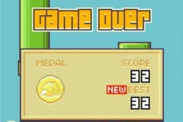 Flappy Bird Turns to Floppy Bird