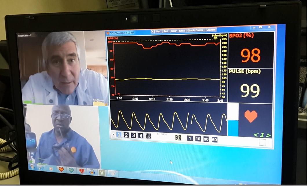 VSee virtual doctor visit