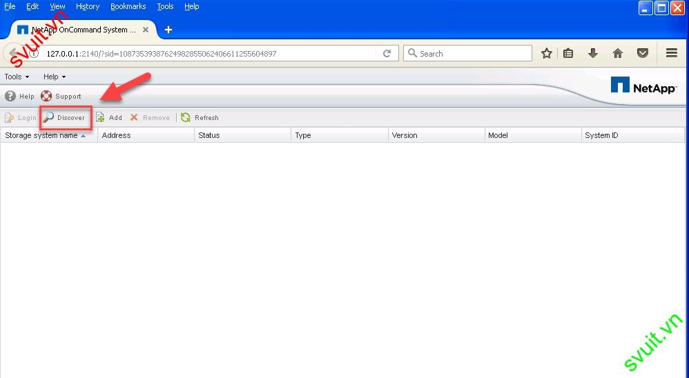 Configure SAN NetApp OnCommand® System Manager (2)