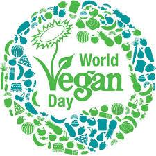 Image result for WORLD VEGAN DAY