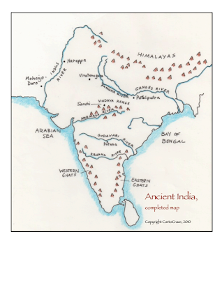 ANCIENT INDIA map.pdf
